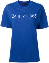 Haus By Ggdb - printed T-shirt - women - Cotton - XS