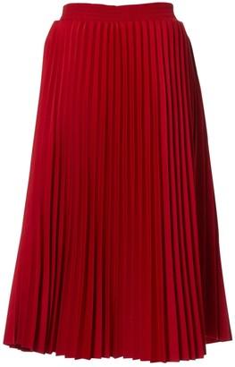 Balenciaga Red Skirt for Women
