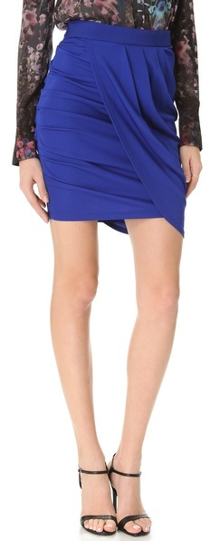 Yigal Azrouel Cut25 by Draped Skirt