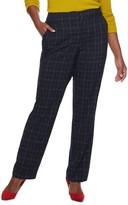 Apt. 9 Plus Size Torie Modern Fit Straight-Leg Dress Pants
