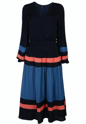 Current Air - Cath Dress - L