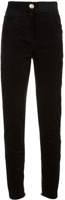 Balmain tapered jeans