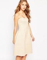 Glamorous Bandeau Bandage Dress