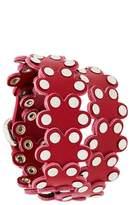 RED Valentino studded floral bracelet