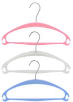 Kid's Hanger Translucent Pkg/3