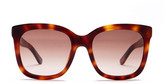 HUGO BOSS Women's Retro Sunglasses