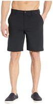 Hurley 20 Phantom Walkshorts (Black) Men's Shorts