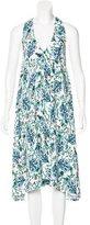 Rachel Zoe Oversize Abstract Print Dress