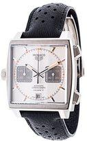 Tag Heuer 'Monaco Calibre 11' analog watch