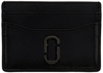 Marc Jacobs Black Snapshot Card Holder