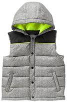 Crazy 8 Puffer Vest