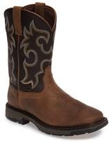 Ariat Men's Workhog H2O Waterproof Cowboy Boot