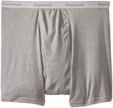 Stanfield's Stanfields Apparel Men's Big-Tall Cotton Boxer Brief, Grey Heather