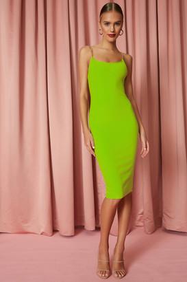 superdown Zoey Chain Strap Dress