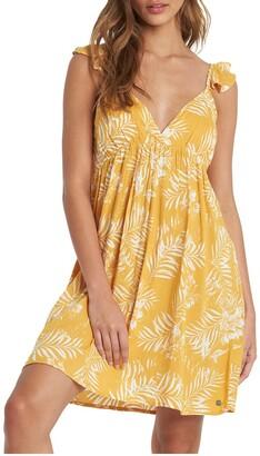 Roxy On a Thought Sundress