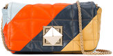 Sonia Rykiel chain strap shoulder bag - women - Leather - One Size