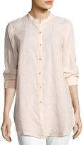 Eileen Fisher Organic Handkerchief Linen Shirt