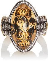 Sevan Biçakci Women's Butterfly Intaglio Ring