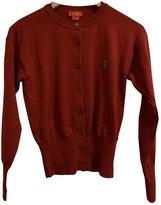 Vivienne Westwood Red Cotton Knitwear