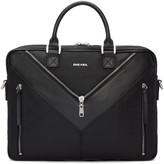 Diesel Black Mr. V Briefcase