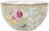 Pip Studio Chinese Rose Bowl - Khaki - 18cm