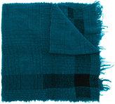 Faliero Sarti frayed scarf - women - Nylon/Rayon/Cashmere/Wool - One Size