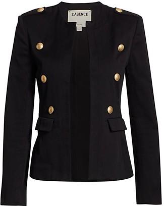 L'Agence Rye Military Jacket