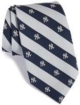 Vineyard Vines 'New York Yankees - MLB' Print Silk Tie