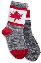 Canadian Olympic Team Collection Toddler Unisex Two-Pack Cabin Socks