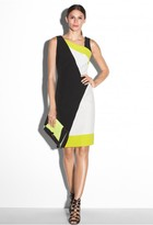 Milly Colorblock Sheath