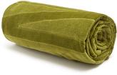 Vilebrequin Logo-devoré cotton beach towel