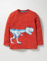 Boden Glow-in-the-dark Dino T-shirt