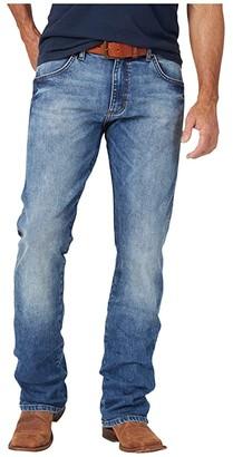 Wrangler Retro Slim Boot Jeans (Layton) Men's Jeans