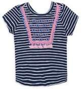 Hatley Toddler's, Little Girl's & Girl's Striped Cotton Tee
