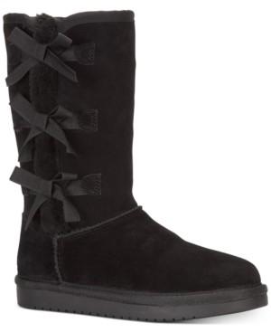 Koolaburra By Ugg Big Girls Victoria Boots Women's Shoes