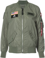 Alpha Industries L-2B Flex Jacket - women - Nylon - M