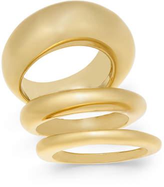 Alfani Gold-Tone 3-Pc. Set Stackable Rings