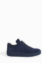 Eytys Ace Suede Lace-Up Trainers