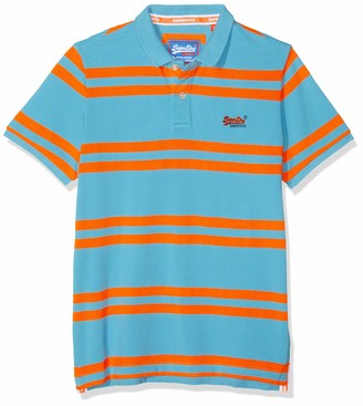 Superdry Men's Beach Volleyball Polo Shirt