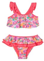 Hula Star Toddler Girl's Butterfly Cutie Two-Piece Swimsuit