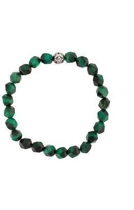 Nialaya Jewelry Faceted Beaded Bracelet
