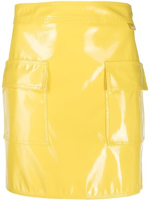 Love Moschino A-line mini skirt