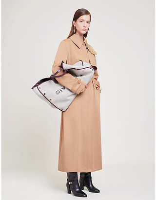 Givenchy Longline trench coat