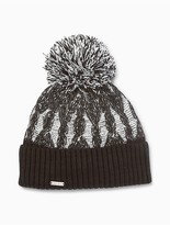Calvin Klein Plaited Cable Knit Beanie