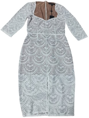 For Love & Lemons White Lace Dress for Women