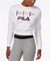 Fila Mara Cropped Sweatshirt