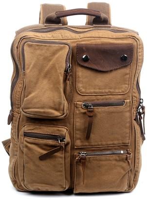 Tsd Ridge Valley Canvas Backpack