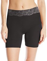 Maidenform Women's Shapewear Peek Out Shapers Shorty