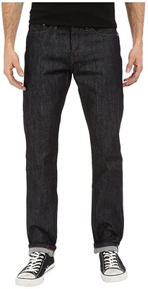The Unbranded Brand Tapered in Indigo Selvedge (Indigo Selvedge) Men's Jeans