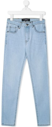 John Richmond Junior Rich logo jeans